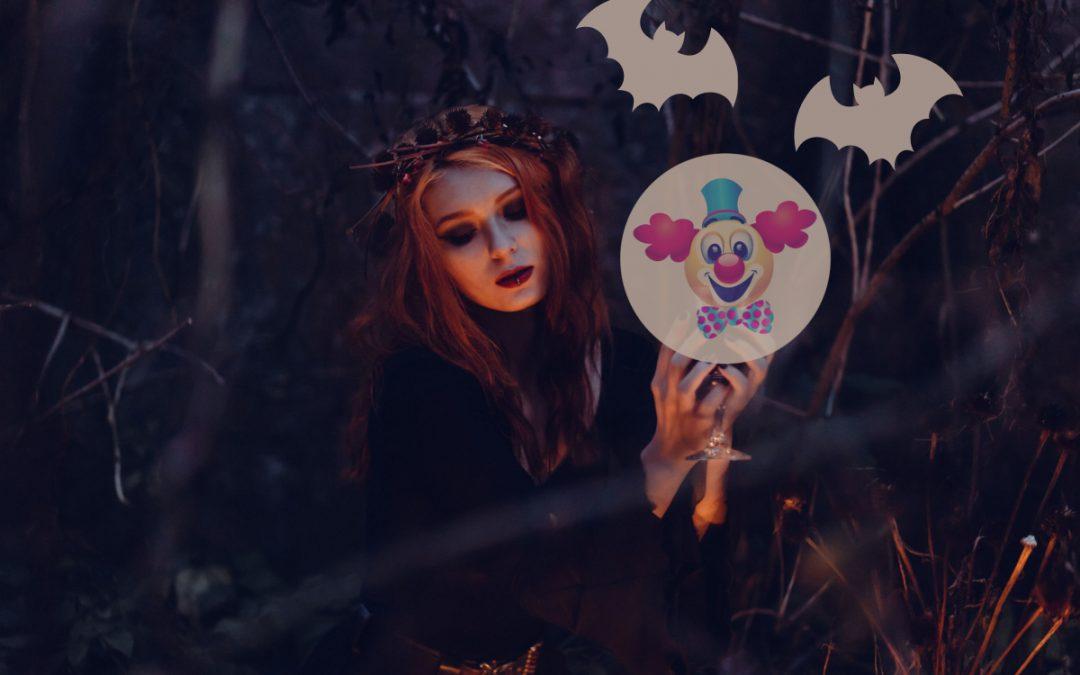 Halloween ist fast hier